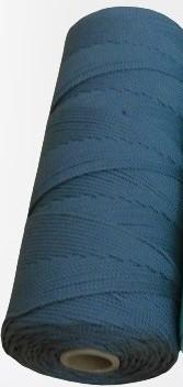Palmikoitu PP-multifil. Ø 2,0 mm, 1 kg/rll, harmaa