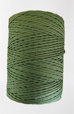 Palmikoitu PP-multifil. Ø 2,5 mm, 1 kg/rll, vihreä