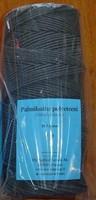 Palmikoitu polyeteeni Ø 3,0 mm, 1 kg/rll, harmaa