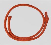 Punottu polyeteeni ydinlangalla Ø 6 mm, 2 kg/rll, n. 140 m, oranssi