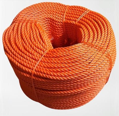 Corfiplaste® Ø 8 mm, 600 m/säkki, 20,0 kg, oranssi