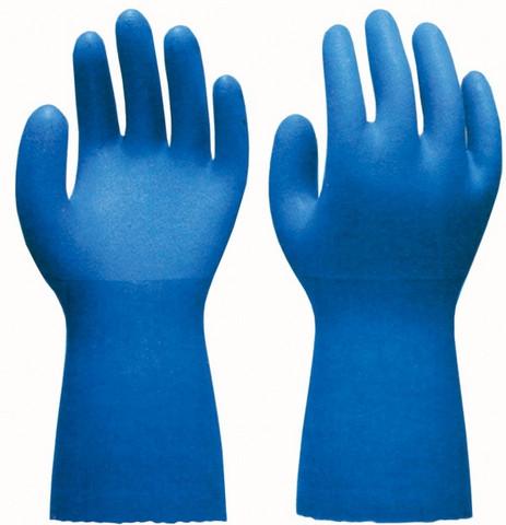 Yleiskäsine Showa 660, koko 8/M, sininen