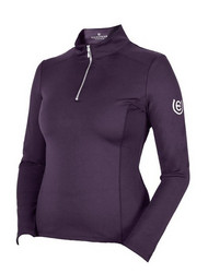 Equestrian Stockholm Vision top, Orchid bloom