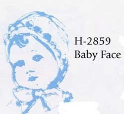 Art Impression leima vauva Baby face