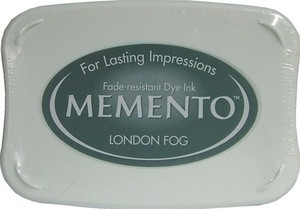 Memento leimamuste London Fog