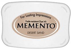 Memento leimamuste Dessert Sand