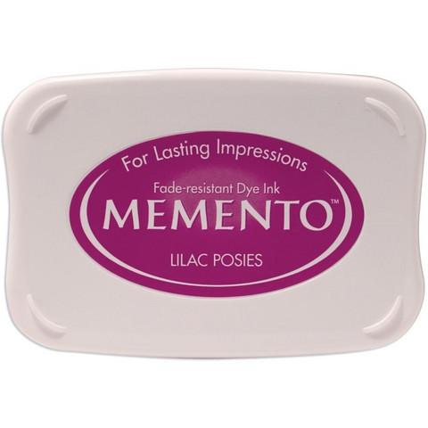 Memento leimamuste Lilac Posies