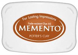 Memento leimamuste Potter´s Clay