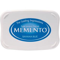 Memento leimamuste Bahama Blue