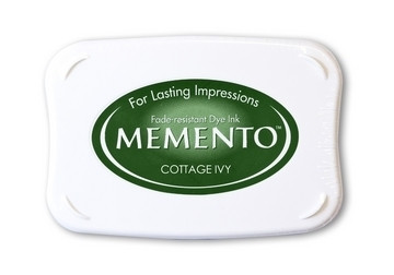 Memento leimamuste Cottage Ivy