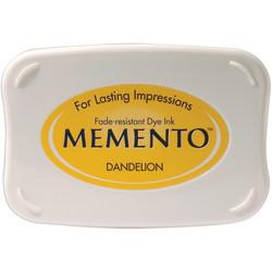 Memento leimamuste Dandelion