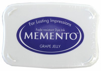 Memento leimamuste Grape Jelly