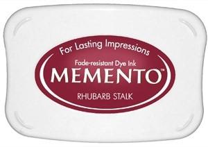 Memento leimamuste Rhubarb Stalk