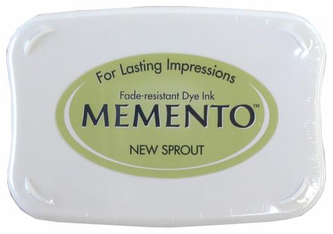Memento leimamuste New Sprout
