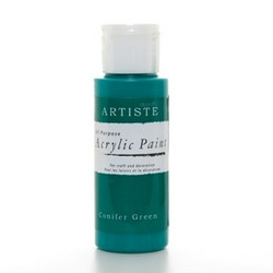 Artiste Akryylimaali 59ml Conifer Green