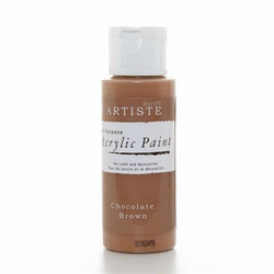 Artiste Akryylimaali 59ml Chocolate Brown