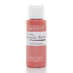 Artiste Akryylimaali 59ml Dusty Rose