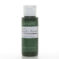 Artiste Akryylimaali 59ml Jungle Green