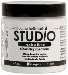 RA Extra time slow drying medium 118ml