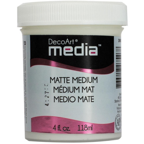 Decoart Matte Medium 118ml