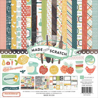 Echo Park paperipakkaus Collection kit Made from Scratch 12x12