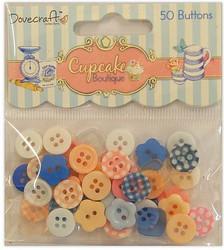 DC nappilajitelma Cupcake Boutique 50kpl