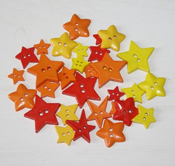 Ww tähtinapit Yellow stars