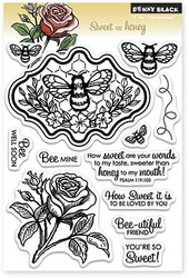 Penny Black leimasinsetti Sweet as Honey