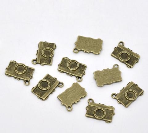 Kamerariipukset antiikkipronssi 5kpl