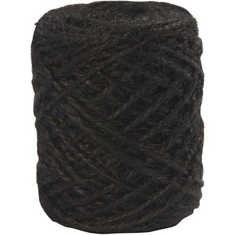 CC Hamppunaru 30m black