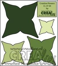 Crealies kukkastanssi 4