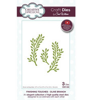 Creative Expressions stanssit Olive Branch