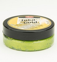 Inka-gold metallivaha Greenyellow