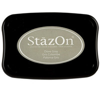 StazOn leimamuste Dove Grey