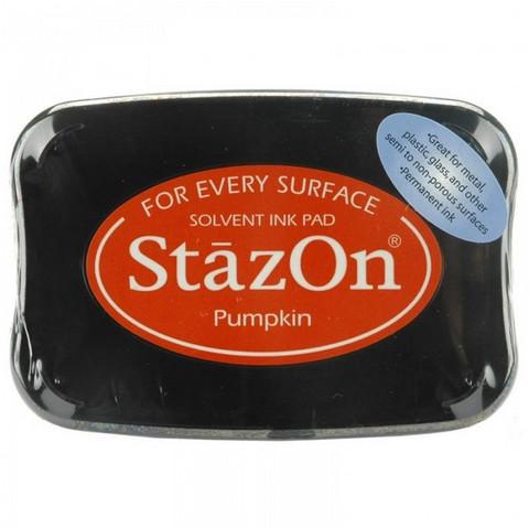 StazOn leimamuste Pumpkin