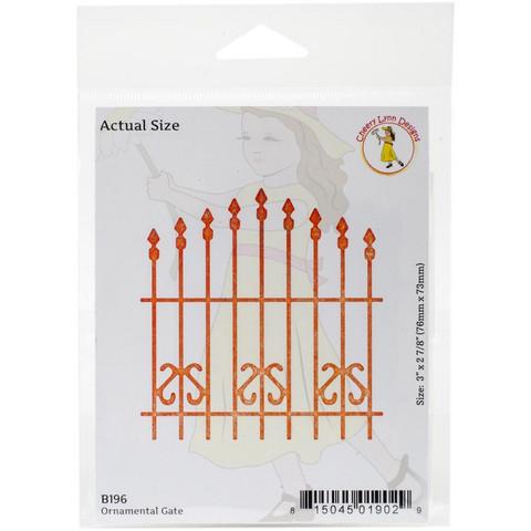 Cheery Lynn Designs stanssi Ornamental gate