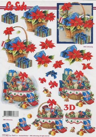 3d-kuva  joulukorit