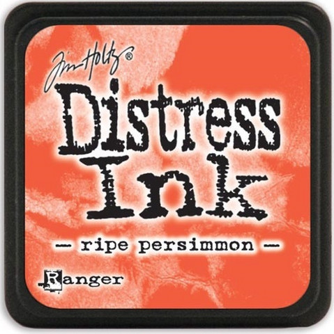 Distress ink leimamuste Ripe Persimmon