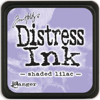 Distress ink leimamuste Shaded Lilac