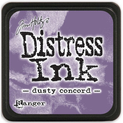 Distress ink leimamuste Dusty Concord