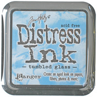 Distress ink leimamuste Tumbled Glass