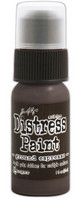 Distress paint maali ground espresso