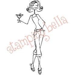 Stamping Bella Cosmobella
