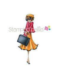 Stamping Bella leimasin Uptown girl Sunny is stylish