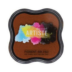 Artiste pigmenttimuste Dark Orange