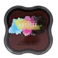 Artiste Dye leimamuste Dark Orange