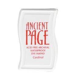 Ancient Page leimamuste Cardinal