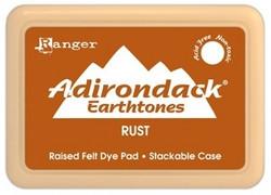 Ranger Adirondack Dye leimamuste Earthtones Rust