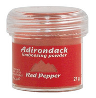 Adirondack kohojauhe Red Pepper