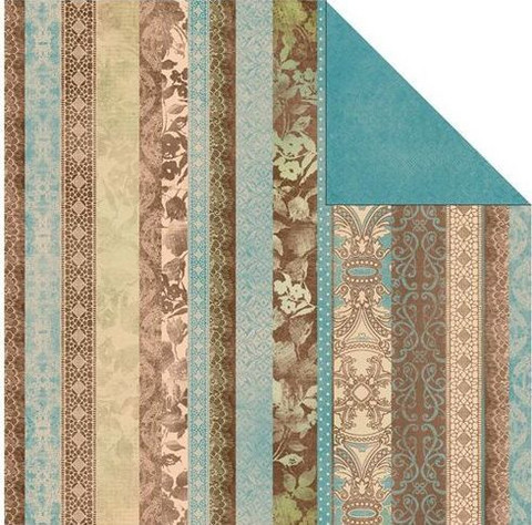 KaiserCraft skräppipaperi Duchess Regal 12x12